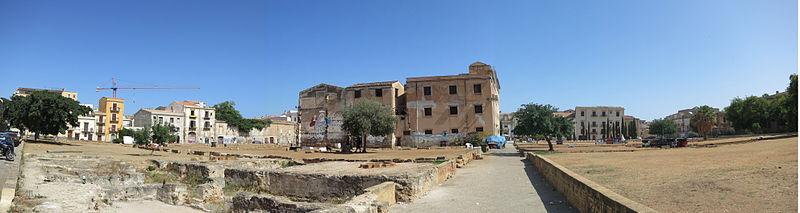 Piazza della Magione, Palermo