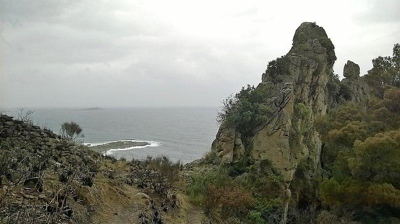 Punta Barcarello Beach, Sferracavallo