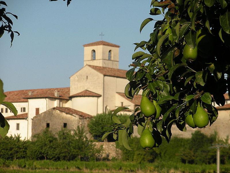 Rosazzo Abbey