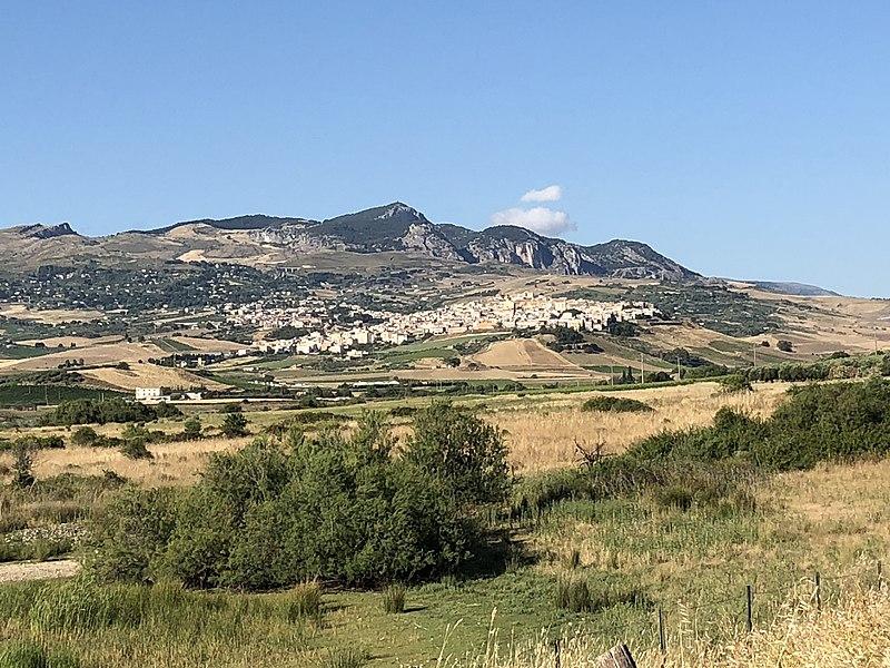 Sambuca di Sicilia.