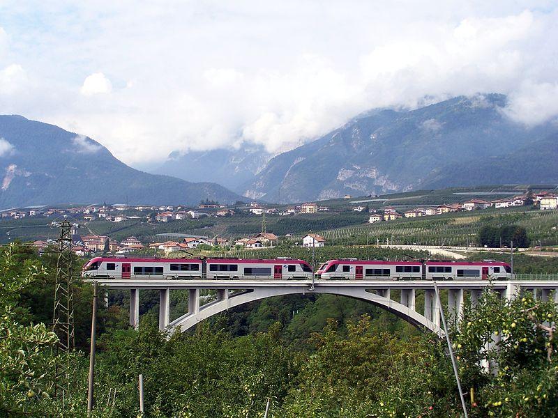 Santa Giustina Bridge
