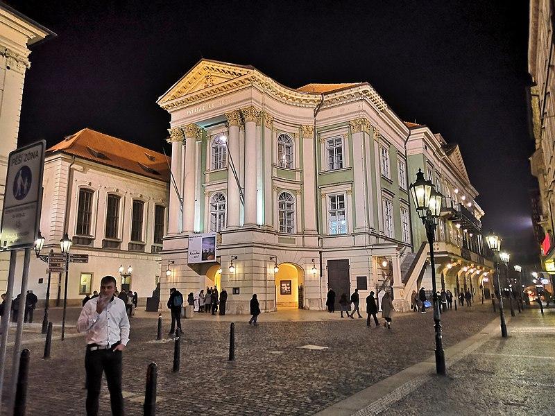 Stavovské Divadlo, Prague, Czech Republic