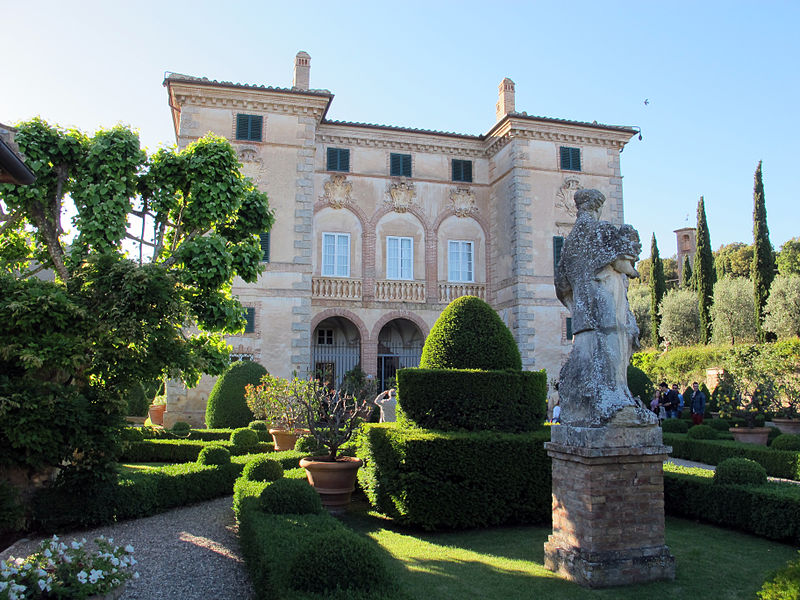 Tebaide Park, Siena