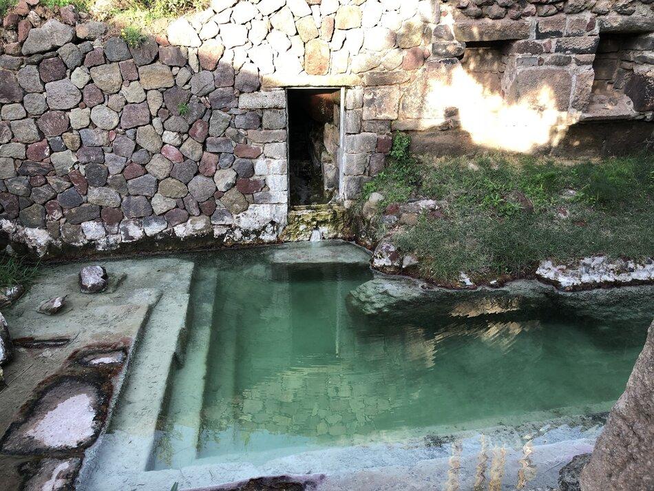 Terme di Caronte, Southern Italy
