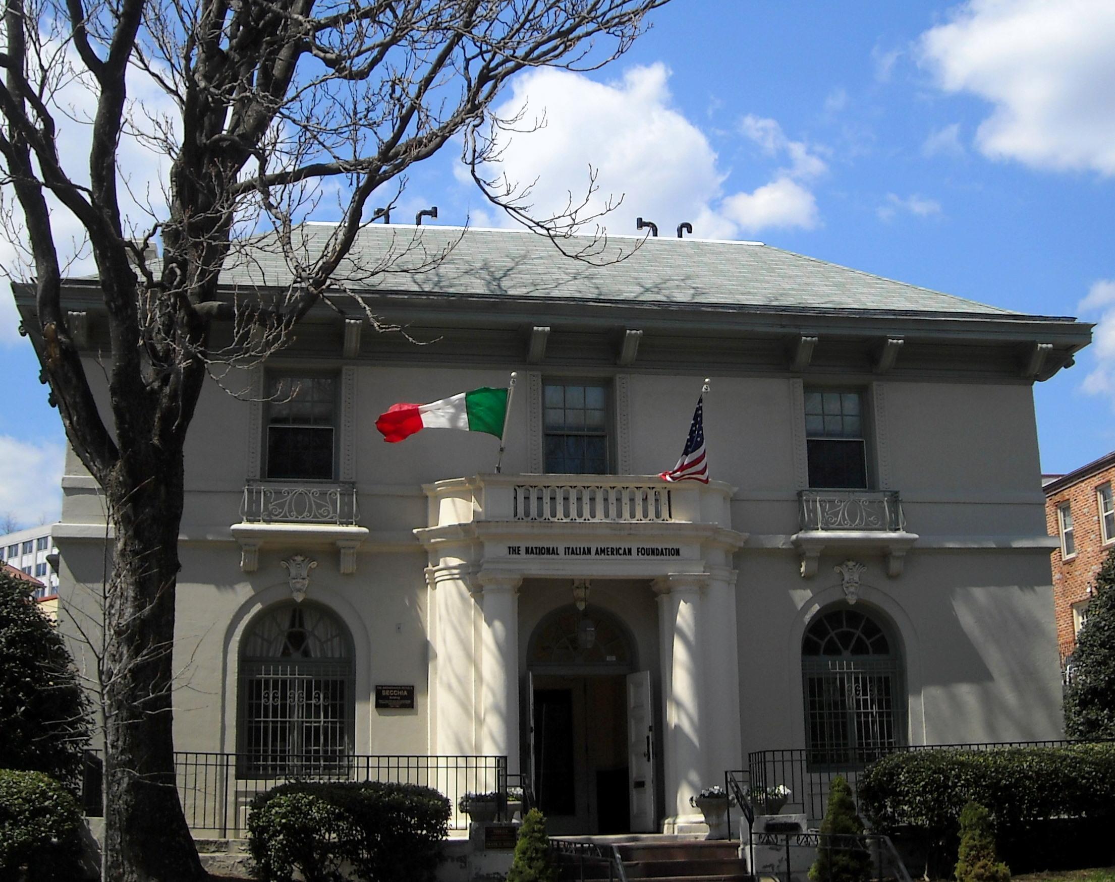 The Italian-American