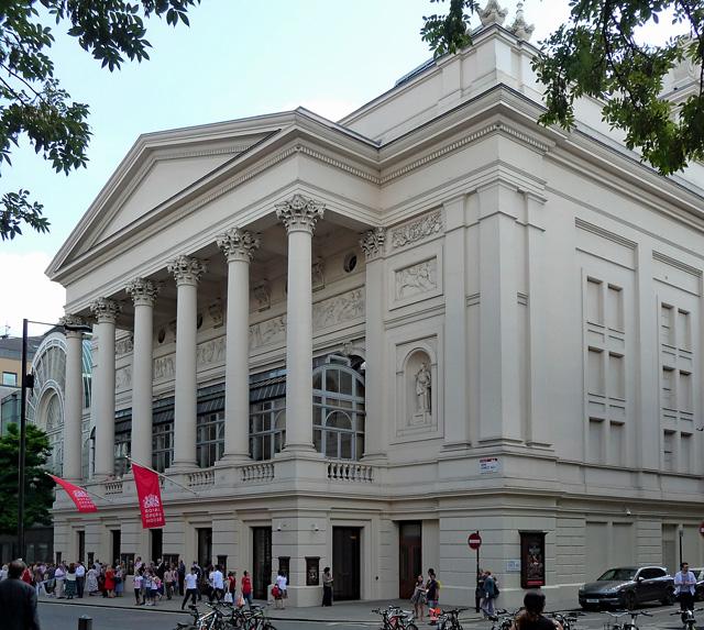 The Royal Opera House, London, UK