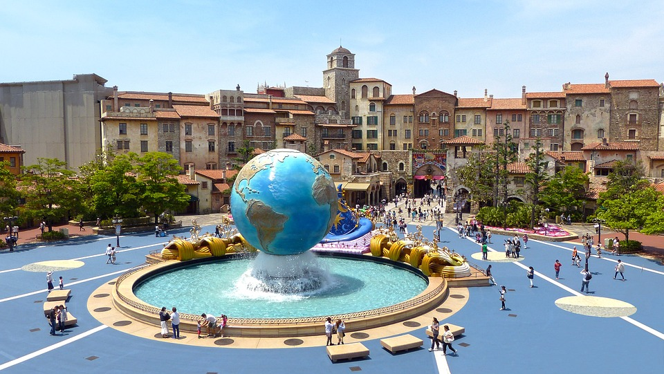Tokyo Disney Sea, Japan
