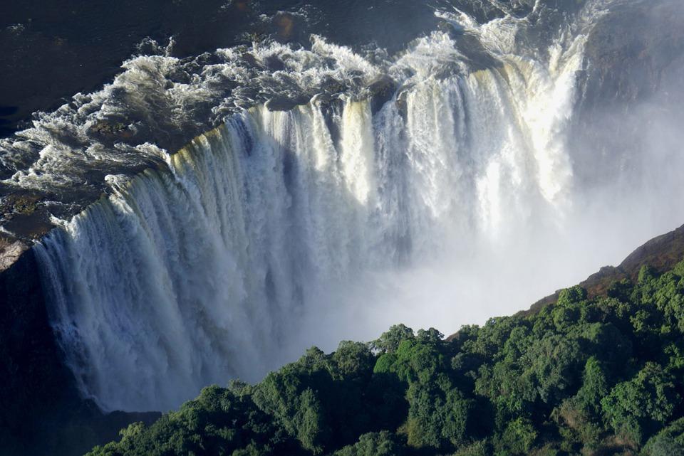 Trip to the Victoria Falls