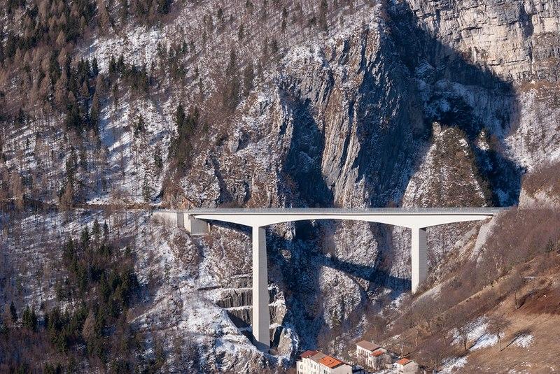 Valgadena Viaduct