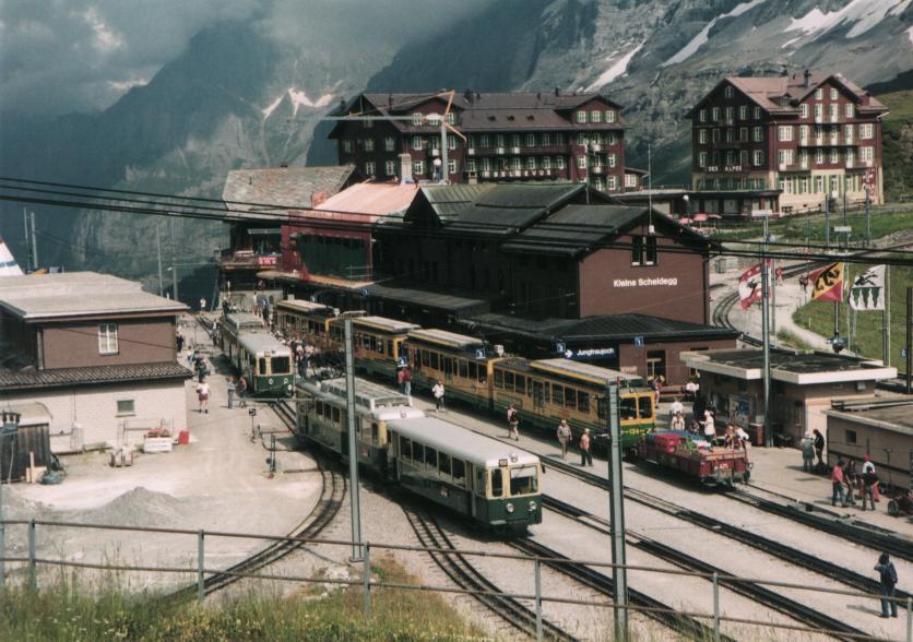 11- The Kleine Scheidegg