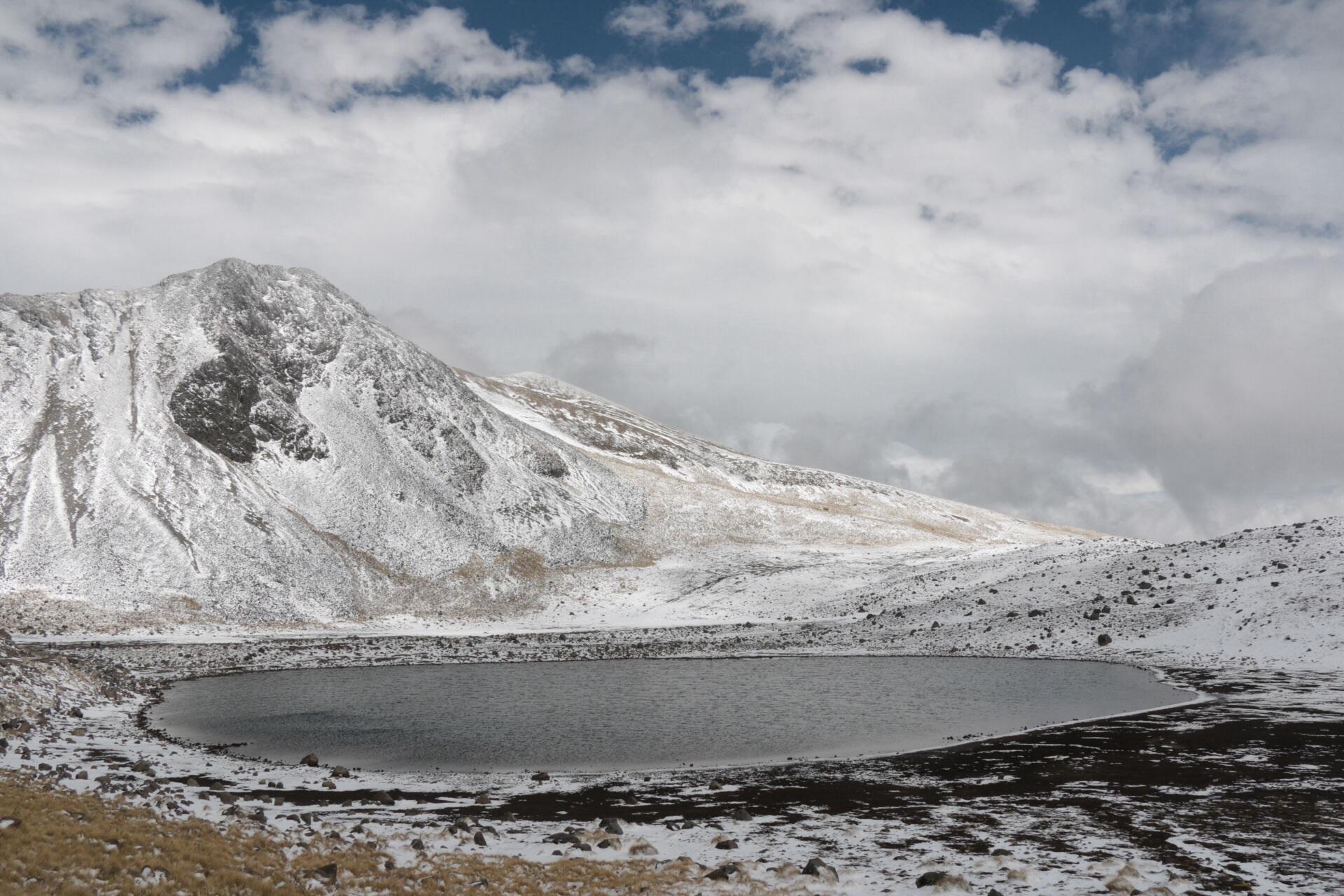 13- Le volcan Nevado de Toluca