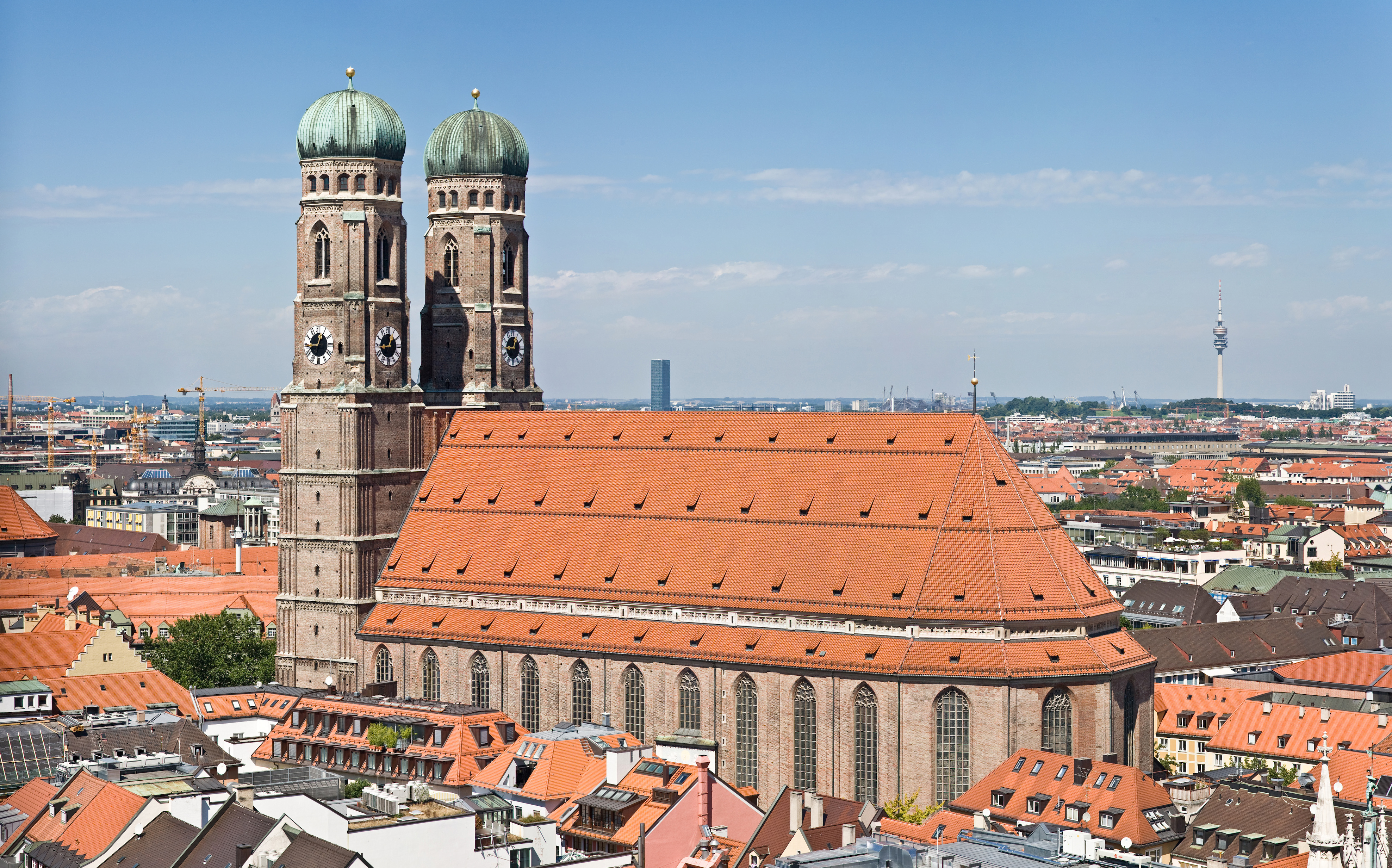 3- Our Lady's Cathedral (Frauenkirche)