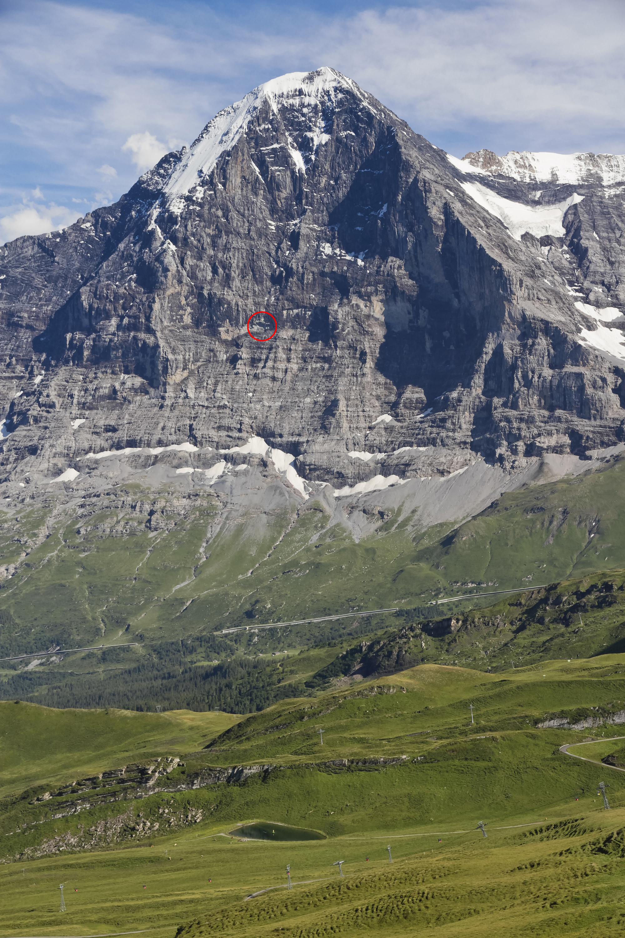 3- The Eiger