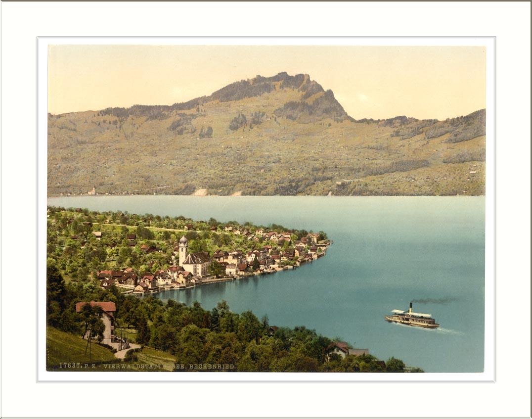 5- Lake Lucerne