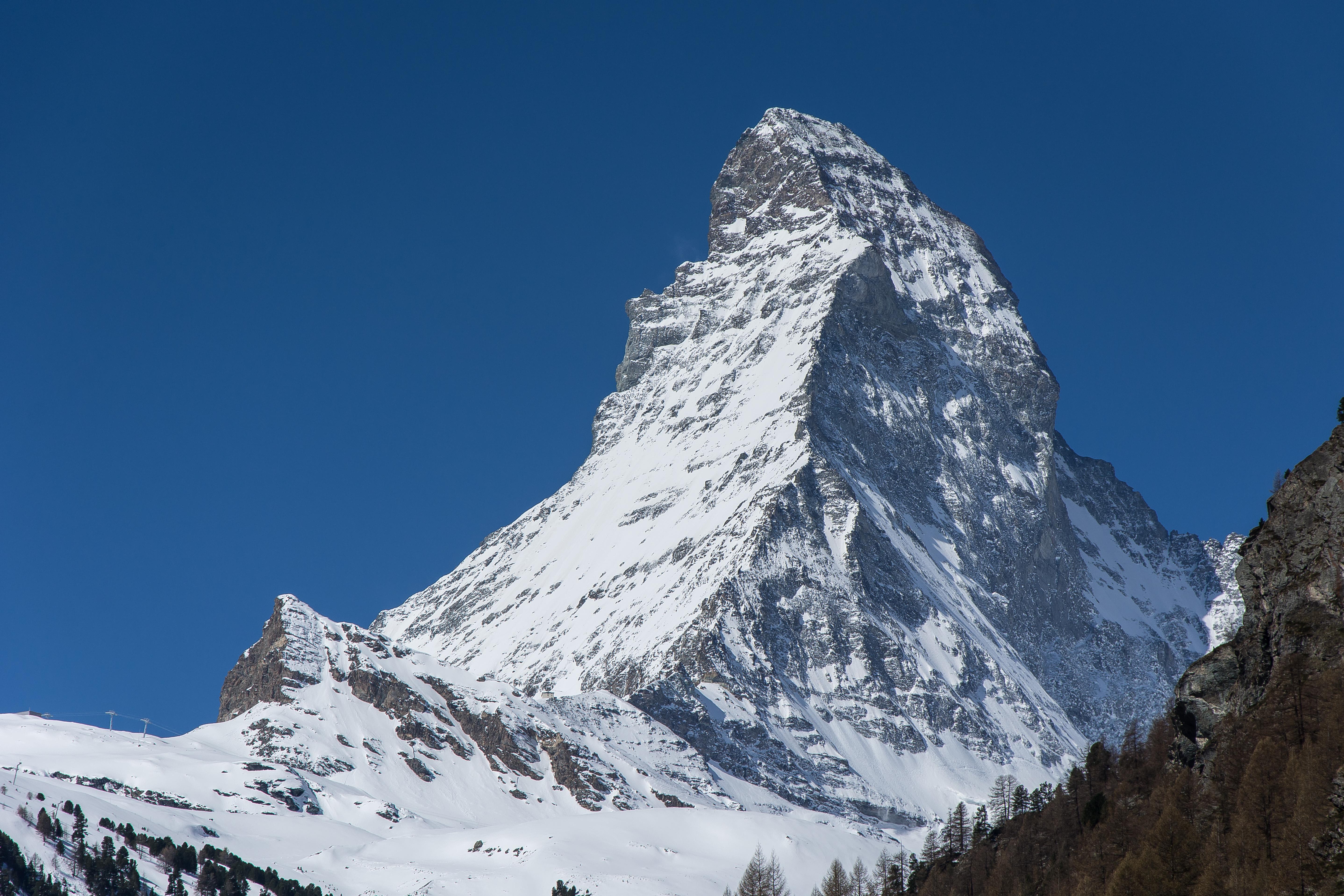6- The Matterhorn
