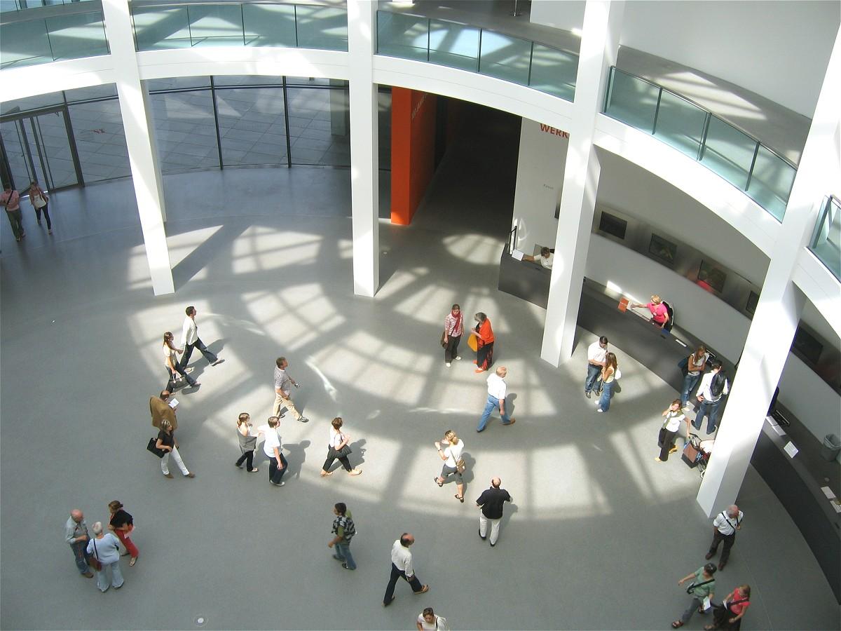 7- The Pinakotheques (Pinakothek der Moderne, Alte Pinakothek, Neue Pinkothek)