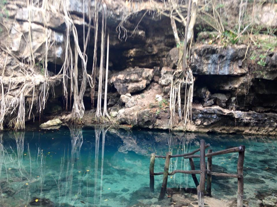 7- The cenotes