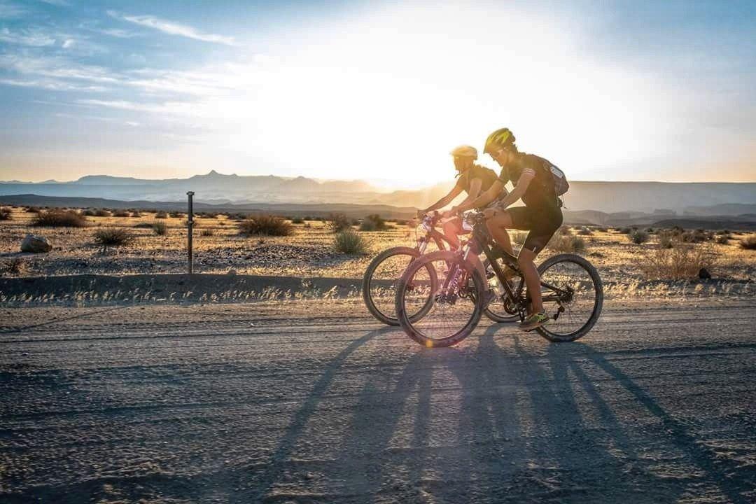 moutain biking nambia