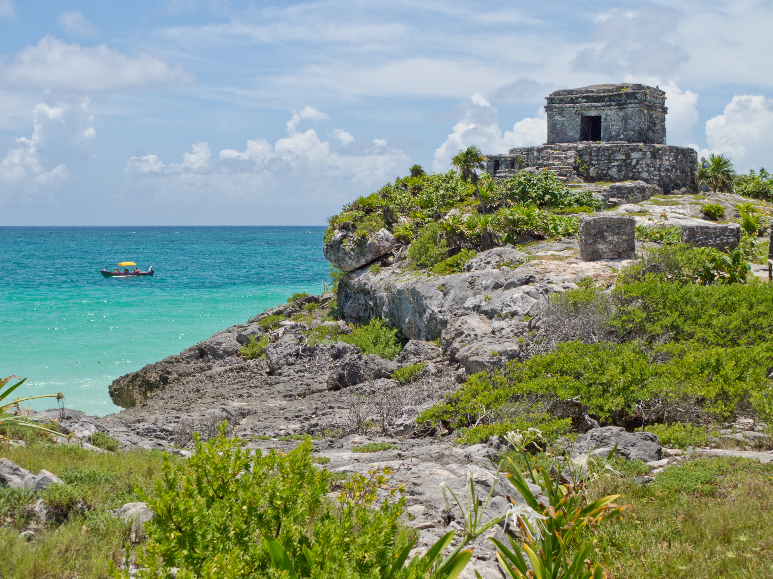 9- The islands of Quintana Roo