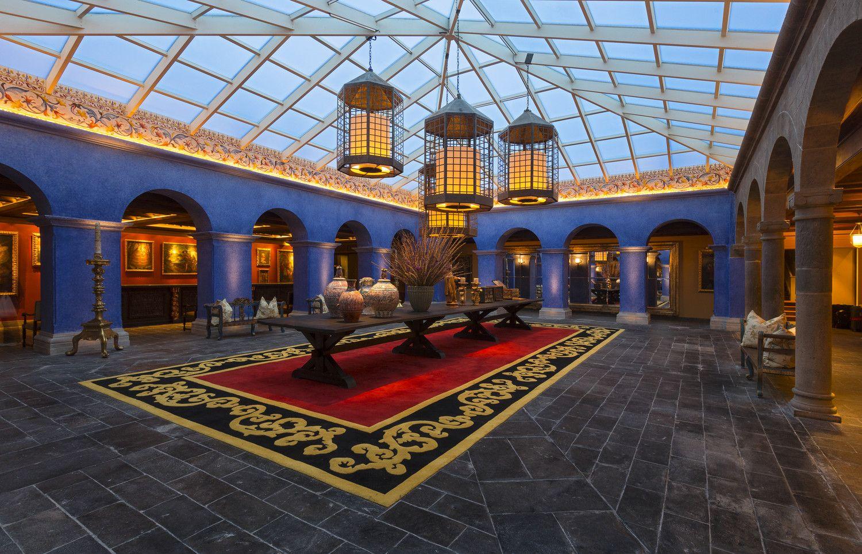 palacio del inca