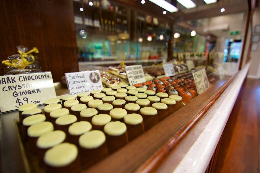 denmark chocolate company