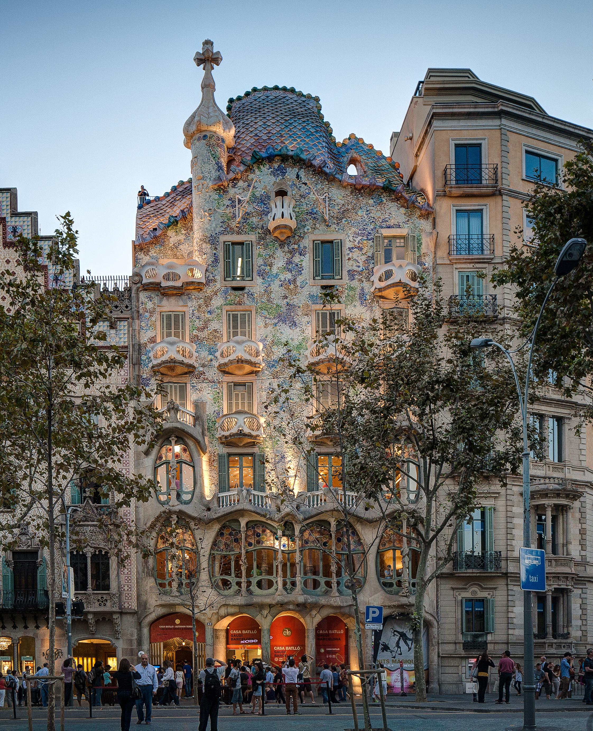 File:Casa Batllo Overview Barcelona Spain cut.jpg - Wikimedia Commons