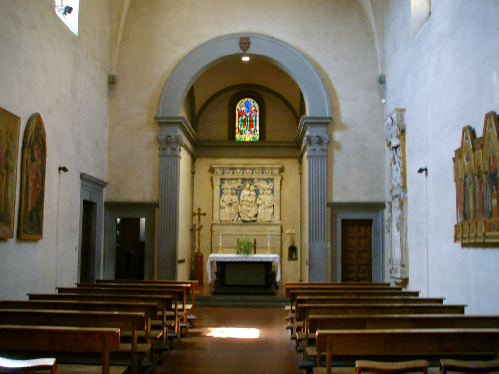 File:Chiesa di santa croce, cappella medici di michelozzo.JPG - Wikimedia Commons
