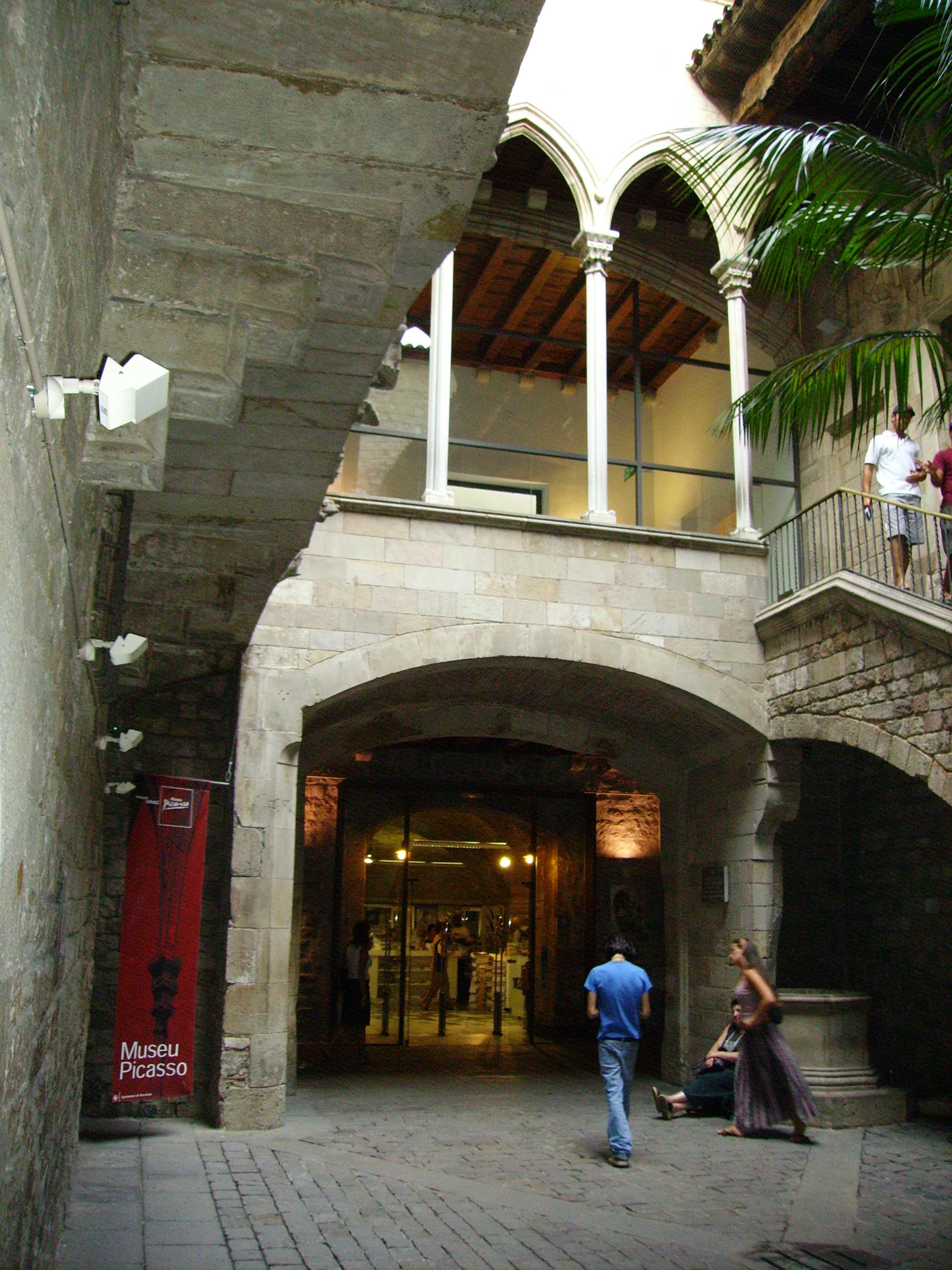 File:Museu Picasso Barcelona.JPG - Wikimedia Commons