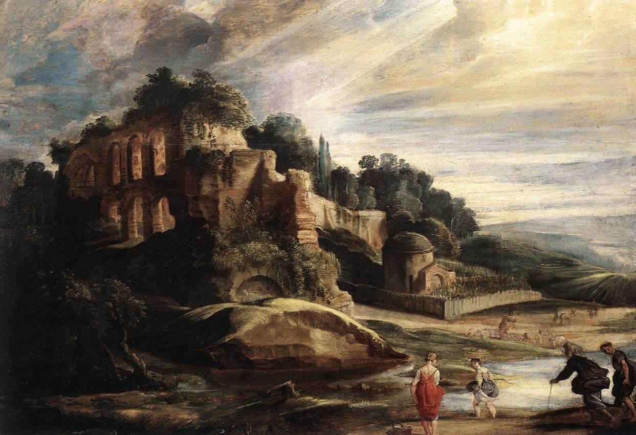 File:Peter Paul Rubens - Landscape with the Ruins of Mount Palatine in Rome - WGA20394.jpg - Wikimedia Commons