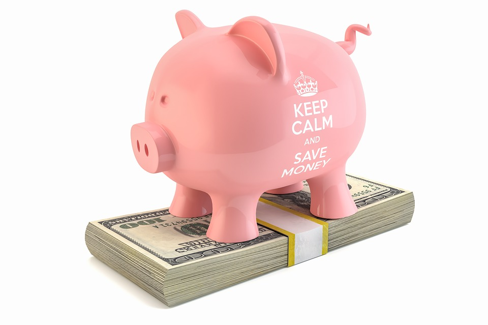 Set up a savings account just for your trip