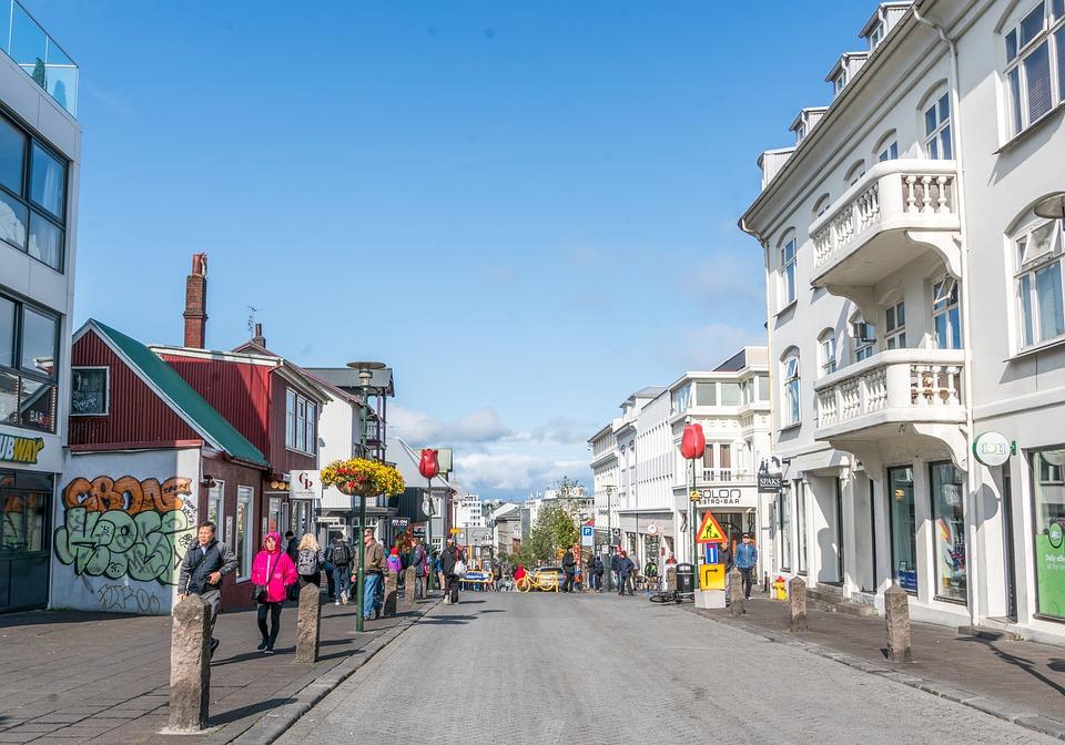 Spend a day at Reykjavík