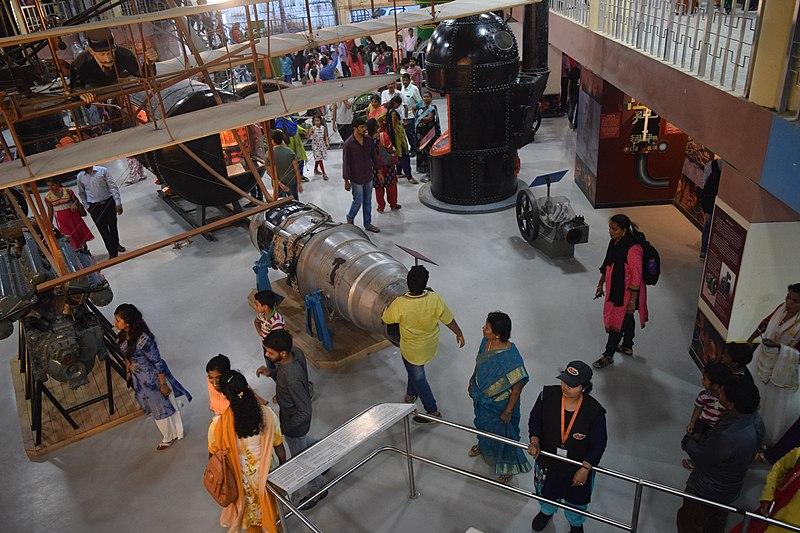 The Visvesvaraya Industrial and Technological Museum