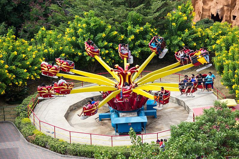 The Wonderla Amusement Park