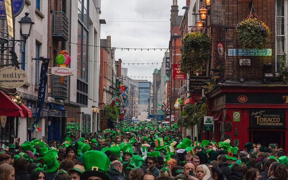 irish language week