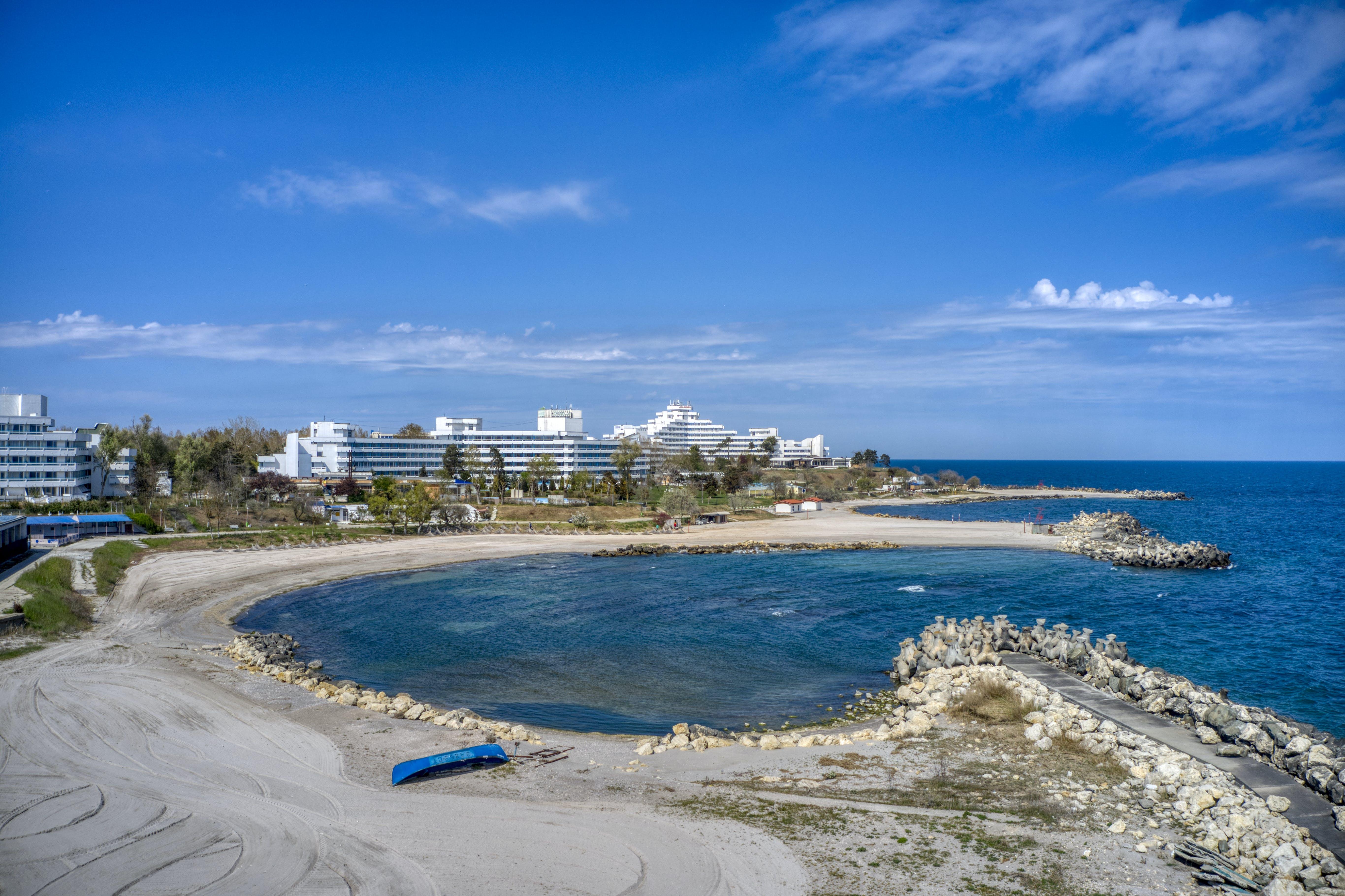 Free stock photo of beach, Black Sea, blue